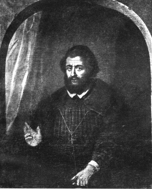 Abt Wibald von Stablo und Corvey; Bild des 17. (?) Jhs. Quelle: Bastin